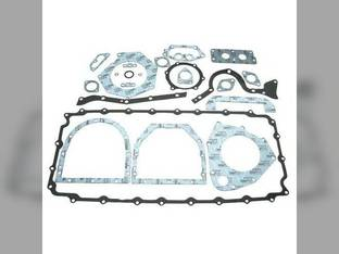 Conversion Gasket Set Massey Ferguson 2745 55 500 1150 1155 U5LB1118