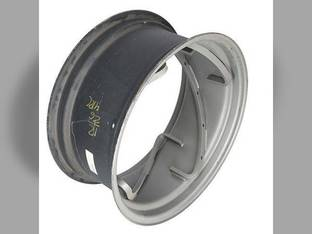"12"" x 26"" 4-Rail Rear Rim Silver Mist Ford 3610 3400 3110 2100 2600 3300 3100 3310 2310 3120 2000 3600 2120 3190 2110 3055 2300 2610 3330 228211 Allis Chalmers D15 D14"