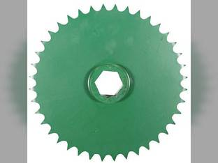 Sprocket - Upper Drive Roll John Deere 447 540 330 535 550 458 385 375 466 567 467 559 456 457 335 557 446 449 547 546 556 545 558 530 430 448 566 435 AFH205815