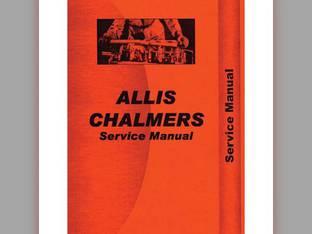 Service Manual - RC WC WF Allis Chalmers WF WF WC WC RC RC