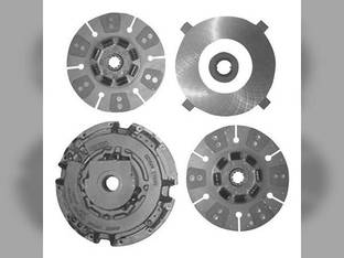 Remanufactured Clutch Kit International 4586 4366 4386