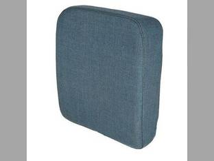 Backrest Fabric Blue Ford 8530 7910 7710 6410 6810 7810 8730 TW15 5900 TW25 7610 TW5 6710 8630 5110 7410 5610 TW35 8210 6610 8830 E3NNE415AA