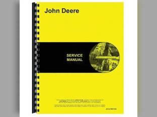 Service Manual - JD-S-TM1242 John Deere 650 750