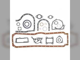 Conversion Gasket Set Oliver 1755 1850 1650 1800 1855 1750 1950 Minneapolis Moline G940 G850