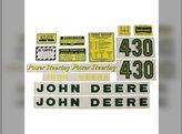 Decal Set John Deere 430