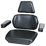 Seat Kit - Black Fabric