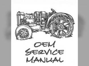 Service Manual - KU-S-M4000DT Kubota M7500 M4500 M4500 M4000 M5500 M4050