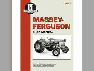 I&T Shop Manual Collection - MF-202 Massey Ferguson 2675 2675 175 175 205 205 220 220 2805 2805 210 210 2705 2705 2775 2775 2745 2745 180 180