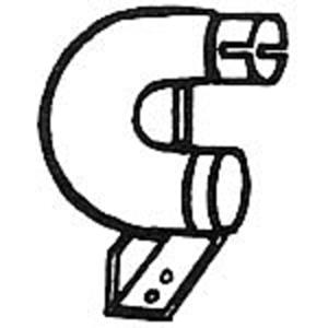 Muffler Eliminator DC8686