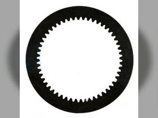 PTO Clutch Plate -2nd Input 2.1 MM Case IH 9310 9270 9250 9240 9260 9230 9170 9210 9180 9130 9380 9370 9390 9350 9280 9330 9150 9110 New Holland TJ500 TJ275 TJ325 TJ330 TJ375 TJ425 TJ450 T9030 T9040