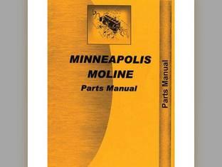 Parts Manual - MM-P-335 Minneapolis Moline 335 335