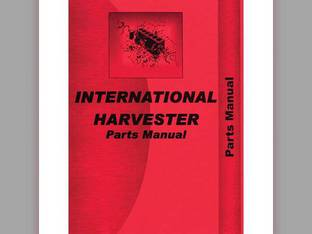 Parts Manual - 340 4410 4414 4421 5410 5414 5421 5512 5514 5612 5614 International 340 340