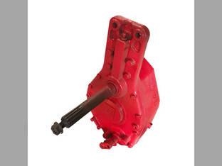 Gear Box, Rotor Drive