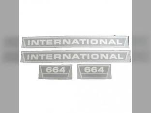 Decal Set International 664
