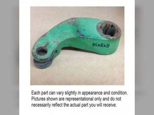 Used Steering Arm LH John Deere 4620 4520 R43196