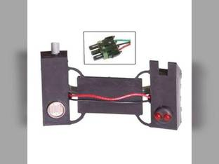 Seed Flow Sensor - Weather-Pack Connector John Deere 7000 7000 7300 7300 7100 7100 7200 7200 White 5700 5700 5400 5400 5100 5100 Case IH 800 800 900 900 46170-270S1 AA58293