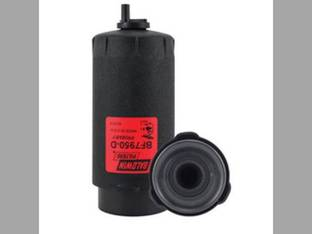 Primary Fuel Water Separator With Removable Drain Filter BF7950 D John Deere 6603 7130 7230 7330 7630 7730 7830 7210 200 210 640 670 210 250 344 444 544 644 700 710 444 544 644 710 640 4630 McCormick