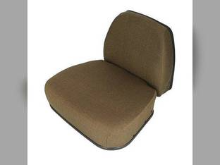 Seat Mechanical Suspension Fabric Dark Brown John Deere 4050 9400 4630 4240 4450 4640 4230 9500 6620 9410 4250 4650 7700 9510 6600 9600 2355 7720 4840 4430 8430 4040 4030 9610 4055 4440 4850 4320