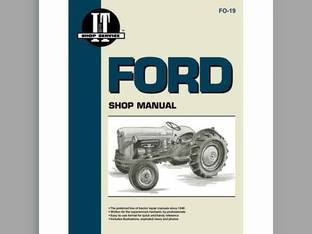 I&T Shop Manual Ford NAA NAA