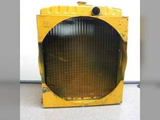 Used Radiator Minneapolis Moline 4 Star Big Mo 500 Big Mo SUPER 4 STAR Jet Star 445 10A7304