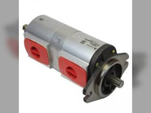 Hydraulic Pump - Dynamatic John Deere 8420 8320 8220 8120 8520 RE194536