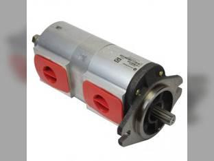 Hydraulic Pump - Dynamatic John Deere 8420 8320 8220 8120 8520 RE194536
