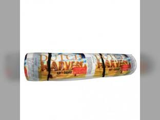 "Dutch Harvest Baler Netwrap - Poly White 48"" x 9840' Universal Baler Parts Twine, Netwrap, Film"