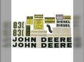 Decal Set John Deere 830