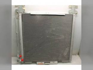Used Air Conditioning Condenser John Deere SE6120 6920 SE6220 7320 6420 6520 6620 6820 SE6620 7710 7520 6215 SE6520 7810 6120 6615 6320 SE6020 7220 SE6320 6415 7420 6715 SE6420 6220 AL156282