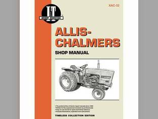 I&T Shop Manual Collection - AC-32 Allis Chalmers 5030 5030 5020 5020