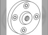 Pump, Hydraulic, Adapter Plate