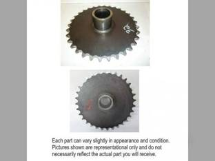 Used Axle Drive Sprocket New Holland L185 L180 L190 LX865 LS180B LS180 LS185B LS190 L865 LX885 LX985 LS190B 9841006