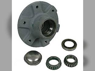 Hub - With Bearings & Hardware Vermeer 504I 504L 505L 5400 5500 554XL 555XL 604J 605C 605D 605E 605F 605G 605H 605J 1656001