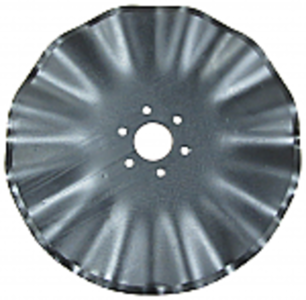 13 Wave Coulter Blade