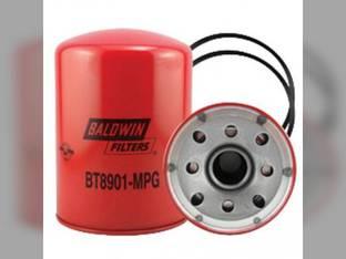 Filter - Hydraulic Spin On BT8901 MPG Case IH 5250 5140 5120 MX135 MX110 5150 5230 MX100 5130 MX90C MX120 5240 MX80C 5220 MX100C McCormick MC105 MC90 MC80 MTX110 MC100 MC130 MTX125 MC115 MTX140