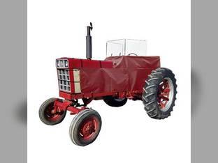 Heater Cab Kit Red Vinyl Tractors Hydro 100 766 966 1066 1466 1566 International Hydro 100 1566 966 1466 766 1066