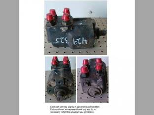 Used Steering Hand Pump Case 2290 2090 2594 2390 2094 1896 2294 2394 3294 2590 Case IH 2394 3294 1896 2594 2096 2294 1978330C1 1978330C3 A47842 A145863