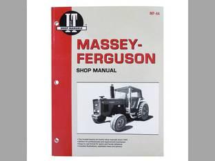 I&T Shop Manual - MF-44 Massey Ferguson 3505 3505 3525 3525 3545 3545