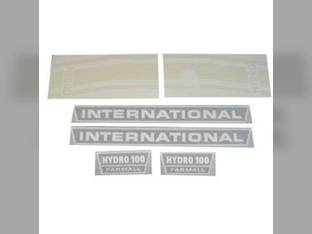 Decal Set For Hydro 100 International Hydro 100