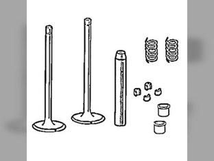 Cylinder Head, Valve, Intake
