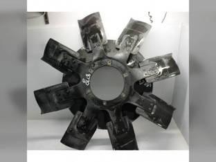 Used Cooling Fan John Deere 6610 6650 8560 8770 8870 6710 RE30166
