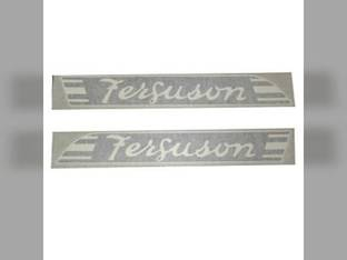 Tractor Decal Set TO20 Vinyl Massey Ferguson TO20