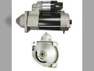 Starter - Bosch PLGR (19792) Case IH JX1095C JX1085C Farmall 95U Farmall 95 Farmall 95N Farmall 105U JX1100U Farmall 85C JX1090U Farmall 90 Farmall 85U JX1080U 47132888 Iveco 504036476 New Holland