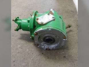 Used Primary Countershaft Gear Case Assembly John Deere CTS 9400 9410 9500 9510 AH125243