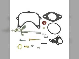 Carburetor Kit with Throttle Shaft Ford 5000 2000 3000 4000 Allis Chalmers 190
