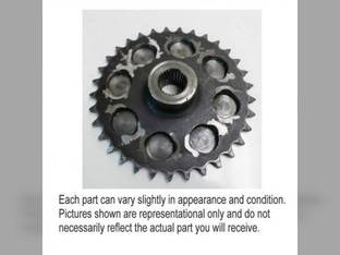 Used Driven Sprocket Case 1840 1835C 1838 H435243