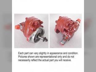 Used Header Lift Hydraulic Pump International 1440 1460 1420 Case IH 1620 1640 1272257C92 195704C91 195706C91 87607373 1272257C91 1949284C1