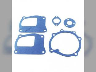 Water Pump Gasket Set New Holland 7635 TD80D TL80 4835 6635 TD75D TL90 TN55 TN65 TN90F TN75 TL100 TD95D TD90D TL70 5635 LB75 TN70 FIAT 90-90 80-90 110-90 80-66 70-90 100-90 Ford 4330 3550 3400 4030