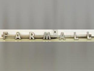 "Side Emblem ""Farmall"" International 350 300 400 450 362315R2"