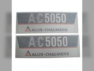 Decal Set Allis Chalmers 5050